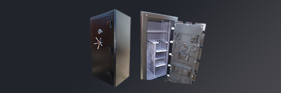 StormX Gun Safes (2 Hours Fire Rating)